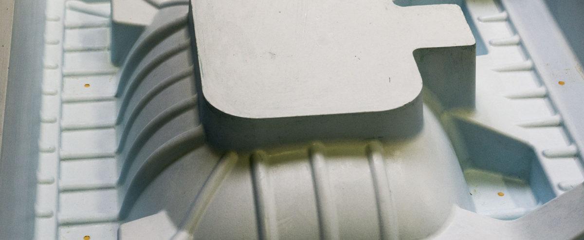 Broby-model-press-verktyg-Polyuretan-gjutning